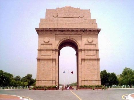 India Gate New Delhi ~ Tourist Places in India | SEO Traffic Engine | Scoop.it