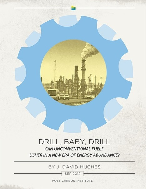 Drill, Baby, Drill | Sustain Our Earth | Scoop.it