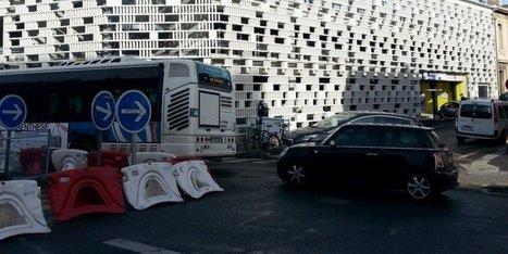 Bordeaux : un nouveau parking à la barrière du Médoc | Projets urbains sur Bordeaux | Scoop.it
