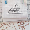 The Design Process: A Pyramid | Laurent Chastrusse UX Designer  Ergonome Web  WebDesigner | Scoop.it