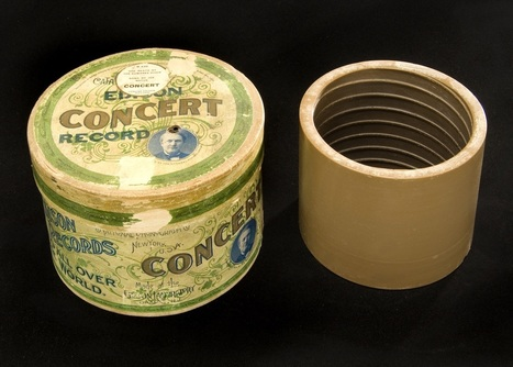 10,000 wax cylinders digitized and free to download | Vloasis vlogging | Scoop.it