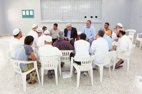 Bahrain's inquiry chief meets with prisoners | Human Rights and the Will to be free | Scoop.it