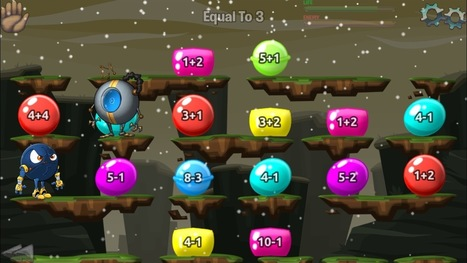 Help your kids master arithmetic with Monster Math 2 | Go Go Learning | Scoop.it