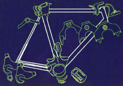 Framebuilding Bicycles. Tubing, Parts, and Tools | Bikes and welding projects | Scoop.it
