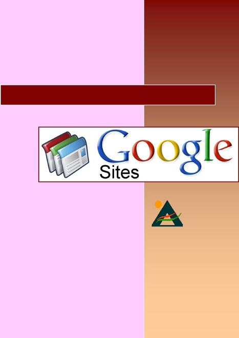 Manual de Google Sites | Bibliotecas Escolares & boas companhias... | Scoop.it