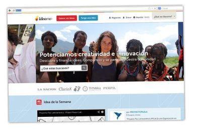 Idea.me ya recaudó US$1 millón para emprendedores | comercioyjusticia.info | CAMEETIC | Scoop.it