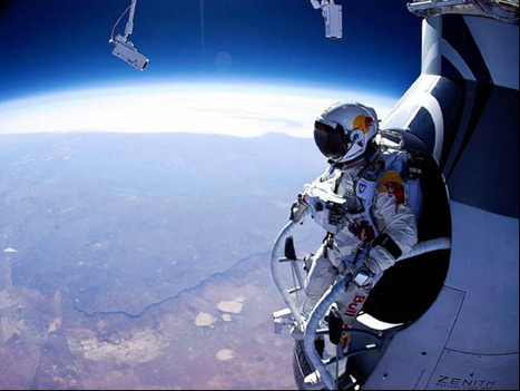 Six marketing lessons from Red Bull and the man who fell to Earth | Tnooz | Social Media- & Content Marketing, PR 2.0 for MICE, Tourism & Destination Marketing | Scoop.it
