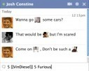 TechCrunch | How To Use Anyone's Face As A Facebook Chat Emoticon | Entrepreneurship, Innovation | Scoop.it