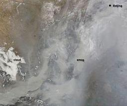 China's Xi breathes Beijing smog on surprise outing | Sustain Our Earth | Scoop.it