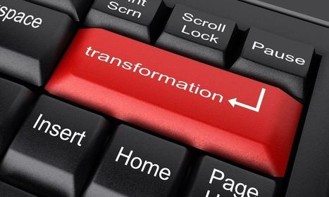A beginner's guide to digital transformation | MyRoundUp | Scoop.it