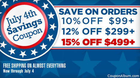 Musicians Friend 4th of July Sales Event   All My Favorites   Scoop.it