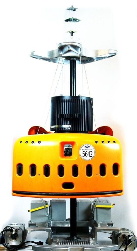 Meet the Drone That Already Delivers Your Packages — Bolt Blog | The Robot Times | Scoop.it