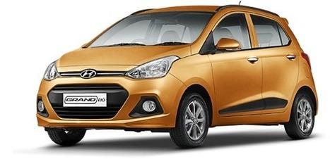 Hyundai Grand i10 enters top five selling cars- India | AllOnAuto.com | New Cars and Bikes in India | allonauto.com | Scoop.it