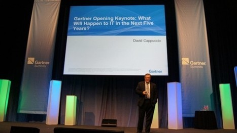 Live Blog: The Next Five Years Of IT | The Future of Information Technology | Scoop.it