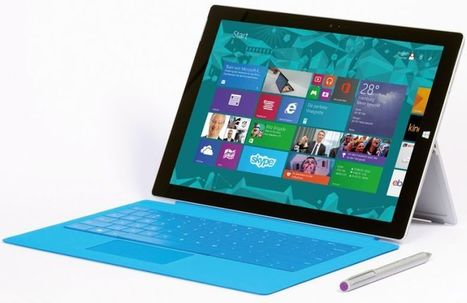 Microsoft Surface Pro 4 possibly coming in two sizes, 12-inch Amazon Fire also rumored | TCA Wireless Blog | Technology | Scoop.it