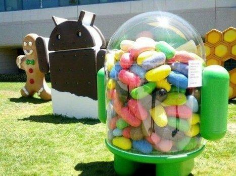 Pourquoi Jelly Bean reste la meilleure version d'Android - AndroidPIT | Pierre-André Fontaine | Scoop.it