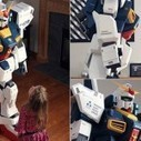 7FT Gundam | Ultimate Papercraft | paper-toy | Scoop.it