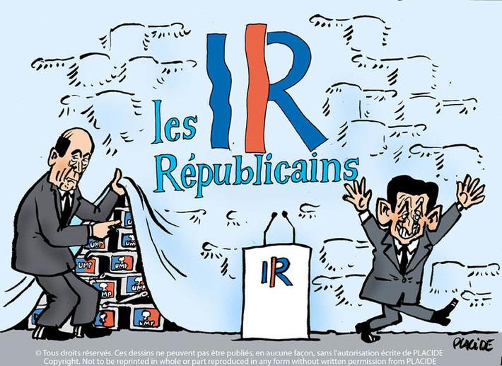 Sarkozy lance le premier congrés des Républicains | Baie d'humour | Scoop.it