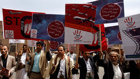 Obama's killing fields in Yemen | Global politics | Scoop.it