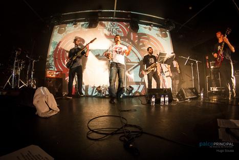 Primitive Reason @ Hard Club: a foto-reportagem do concerto - Notícias Palco Principal | Hard Club, Porto | Scoop.it