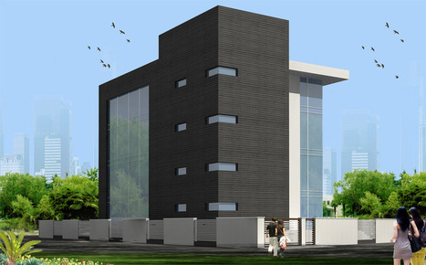 Urban Resonance – Project by VOK Architects, Gurgaon | Best Architect in Gurgaon | Scoop.it