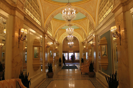 A Lady in Boston: The Fairmont Copley Plaza Hotel | Discovering Boston | Scoop.it
