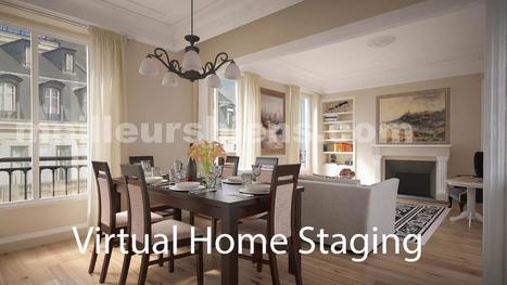 Vente appartement Paris 9eme Arr. (75009)  4 pièces 80 m2 | MeilleursBiens.com | Scoop.it