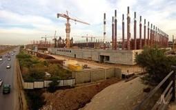 La Grande mosquée d'Alger construite à moitié, la décoration se prépare   Architecture   Scoop.it