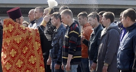 Military recruitment officer in Ukraine faces court for failure to meet ... - Ukraine Today | How will you prepare for the military draft if U.S. invades Syria right away? | Scoop.it