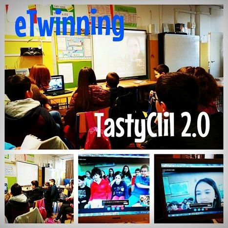 TASTYCLIL 2.0: NUEVA VIDEOLLAMADA CON ITALIA | Bilingual Education & CLIL Projects - Proyectos en E. B. & AICLE | Scoop.it