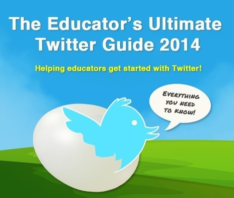 Step 2: Using Twitter to Build Your PLN | PLN Personal Learning Network Resources | Scoop.it