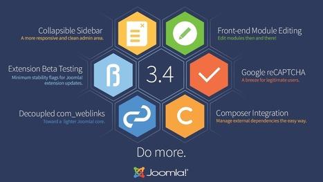 Joomla! 3.4.7 Released - update your sites immediately | Joomla | Scoop.it
