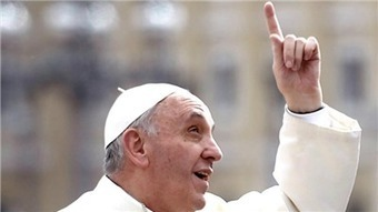 Pope Francis: God Gave the Land to Israel   Pope   Scoop.it