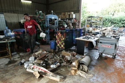 Inondations: l'arrêté de déclaration de catastrophe naturelle jeudi au JO | Immobilier | Scoop.it