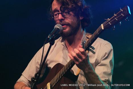 William Josh Beck en apéro-concert @ l'Antipode MJC - Alter1fo | Zikarennes : scène musicale rennaise | Scoop.it