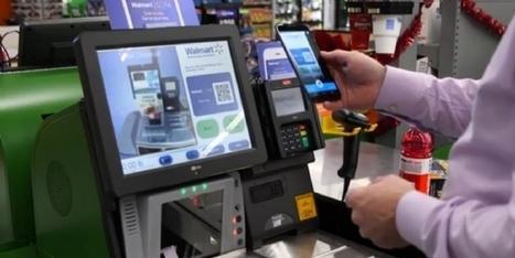 [États-Unis] Walmart lance une 'bombe' sur le marché des solutions de paiement mobile | Mobile & Magasins | Scoop.it