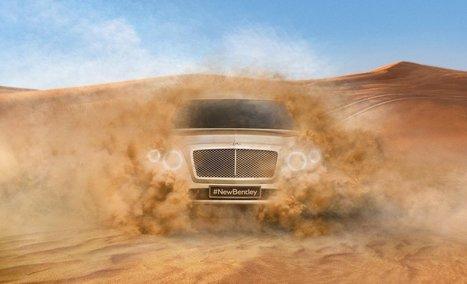 Primo sguardo ai SUV Bentley | Motori | Scoop.it