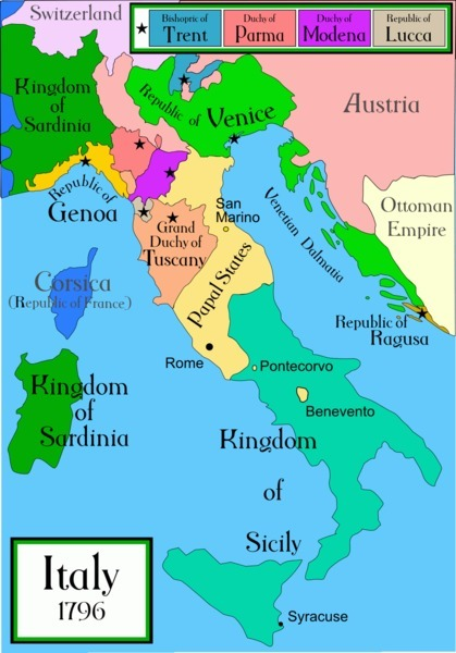 Things to Know If You're Going to Italy | Italian Unification | The Italian Language and Culture | Scoop.it