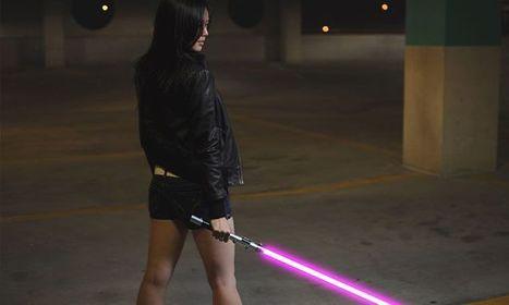 Une nouvelle matière révolutionnaire pourrait faire du sabre laser de Star Wars une réalité | Star Wars | Scoop.it