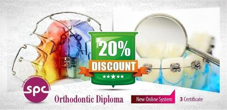 Become a Dentist: Orthodontic diploma 20% discount!! | SPC | Scoop.it