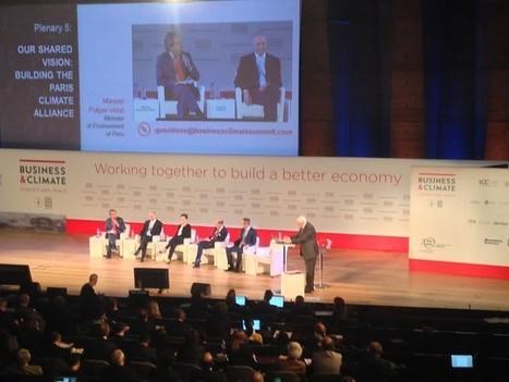Climate Business Summit : un consensus et des promesses à tenir | Vallée d'Aoste | Scoop.it
