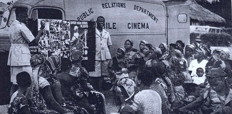British Empire's forgotten propaganda tool for 'primitive peoples': mobile cinema | IELTS, ESP, EAP and CALL | Scoop.it