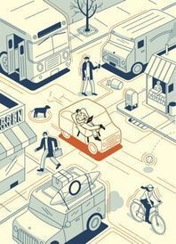 Burkhard Bilger: Inside Google's Driverless Car : The New Yorker | Emergent Digital Practices | Scoop.it