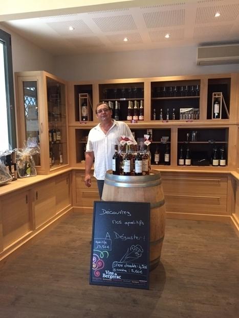 France Bleu | Dordogne: un nouveau chai pour la cave coopérative de Sigoulès | Agriculture en Dordogne | Scoop.it