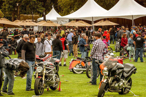 Join Us At The Quail Motorcycle Gathering | Ductalk Ducati News | Scoop.it