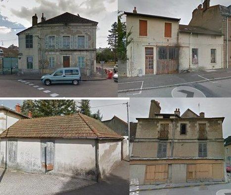 AUTUN : La rénovation des façades très dégradées encore plus aidée | Autun | Scoop.it