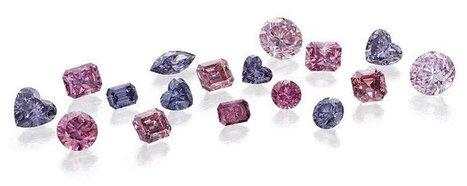 Pourquoi investir dans le diamant coloré ? | Diamant | Scoop.it
