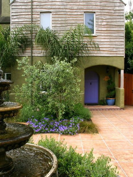Purple Interior Design Ideas Design, Pictures, Remodel, Decor and Ideas | Interior Design from St. Catherine University | Scoop.it