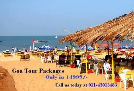 Where To Get Goa Tour Packages at Best Price for Couple? | Tour Holiday Packages India | Scoop.it
