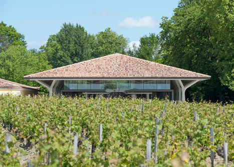 Foster + Partners adds a winery to the Chateau Margaux estate | Diary of a serial foodie | Scoop.it